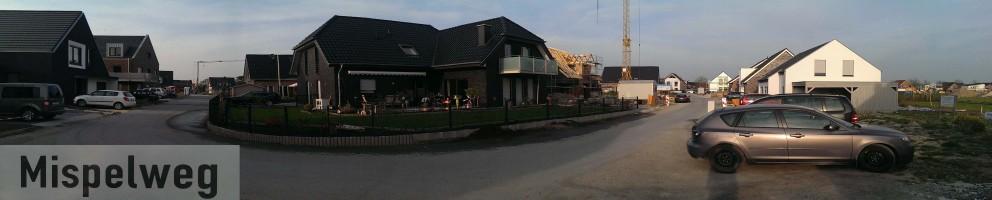 """Mispelweg-Blog – Mein Projekt """"Hausbau in Drensteinfurt"""""""